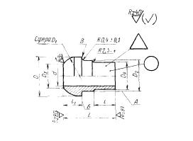 ГОСТ 16042-70 Ниппели полусферические приварные для соединений трубопроводов по внутреннему конусу. Конструкция и размеры